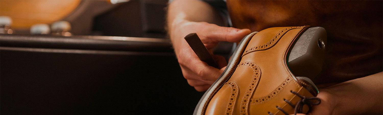 Réparation chaussures