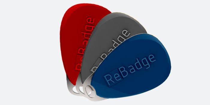 Copie de badge immeuble