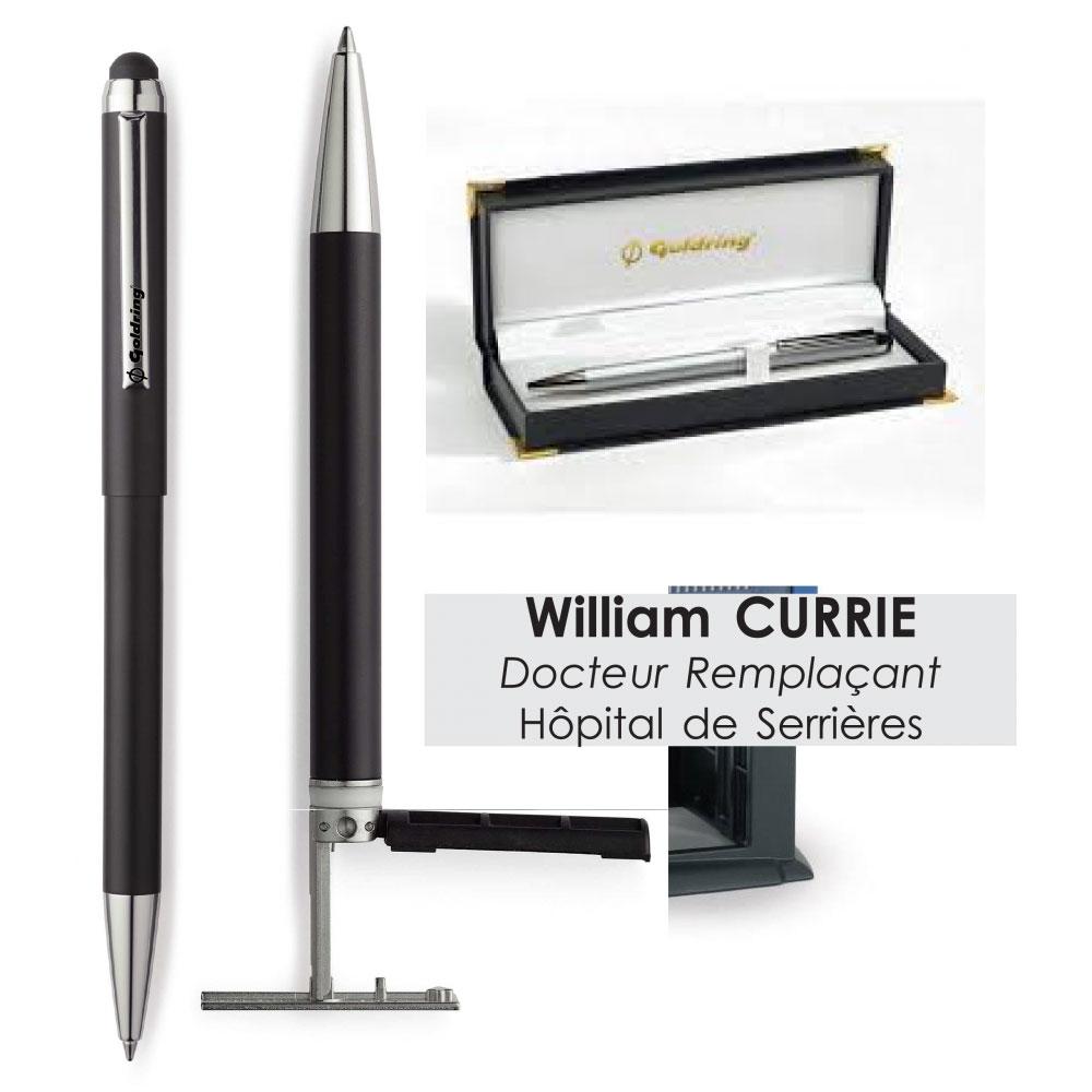 tampon pocket stylo